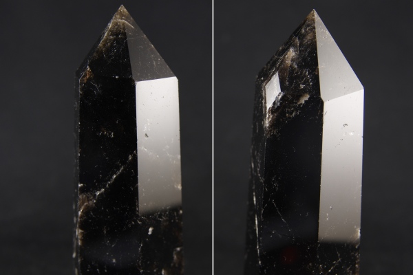 黒水晶ポイント