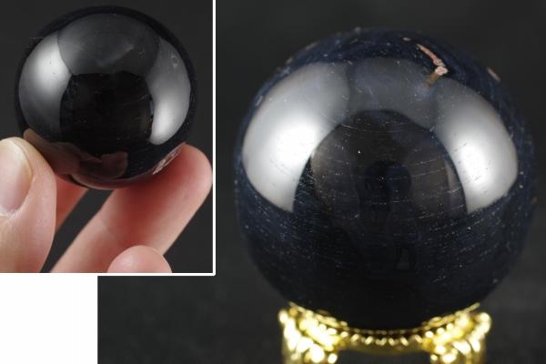 天眼石(チベットメノウ) 丸玉