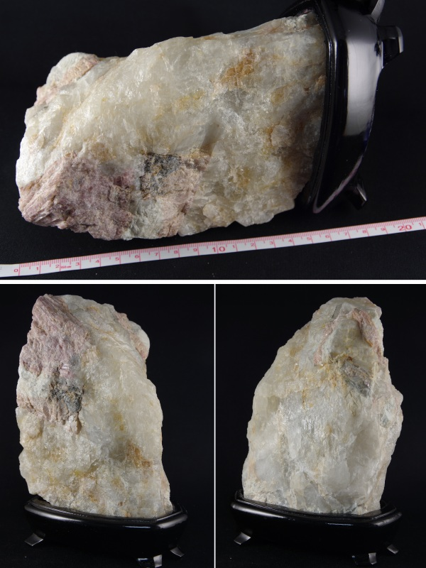 ピンクトルマリン結晶 原石